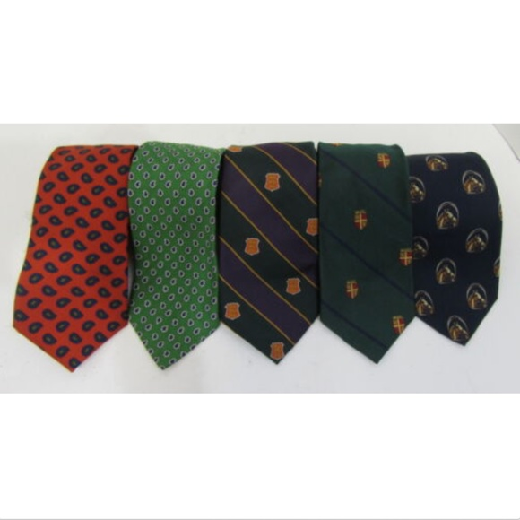 Polo by Ralph Lauren Other - POLO BY RALPH LAUREN Lot of 5 Kids Ties
